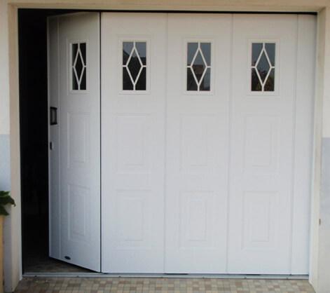 Installateur et fabricant portes de garage Nantes
