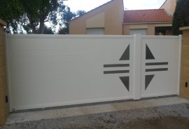 Portails Aluminium Nantes