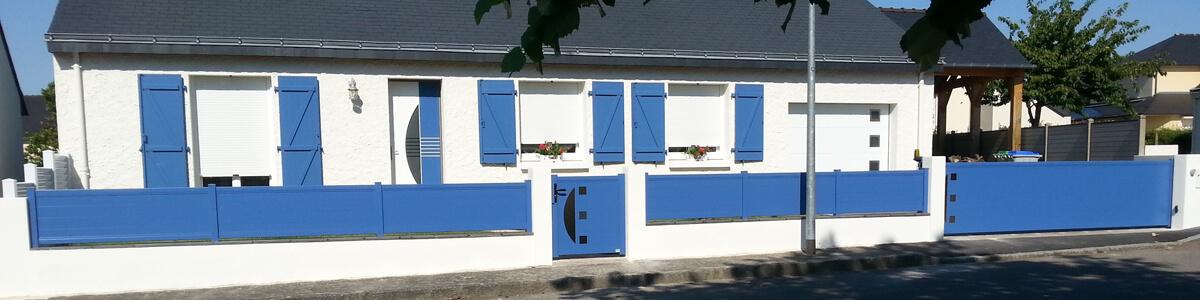 Portails Fenetres Nantes Guerin